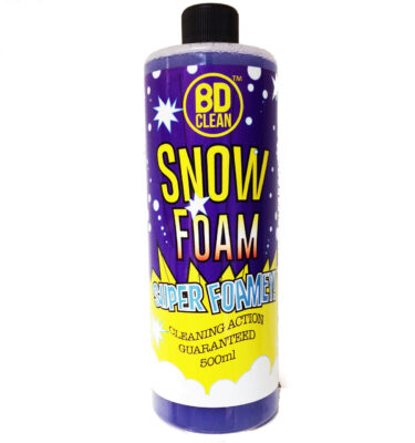 bdclean snowfoam